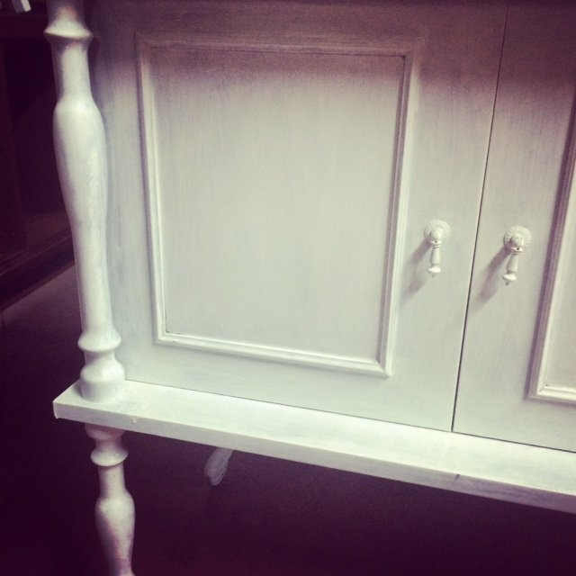 restyling mobile vintage in stile shabby chic