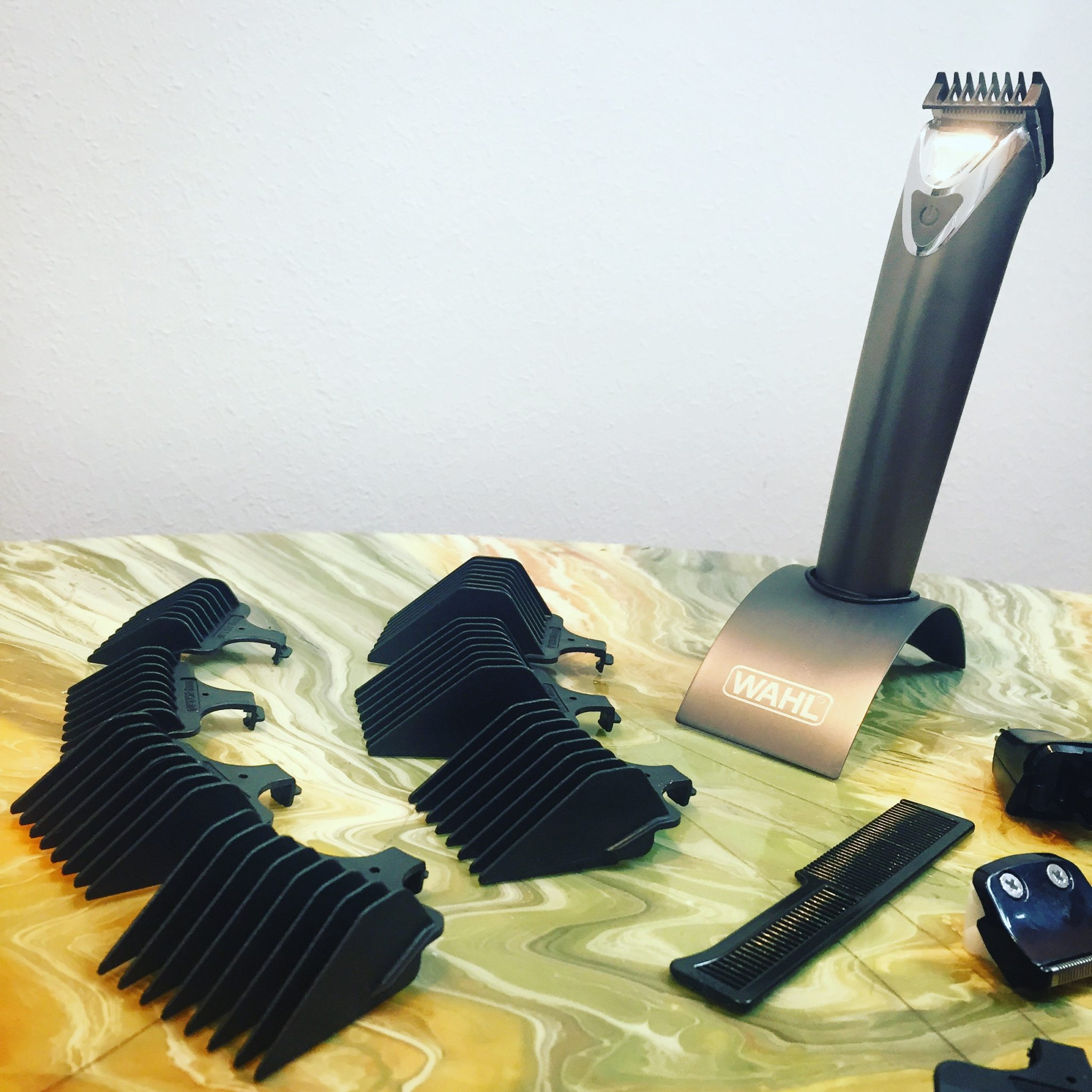 Stainless Steel Advanced di Wahl
