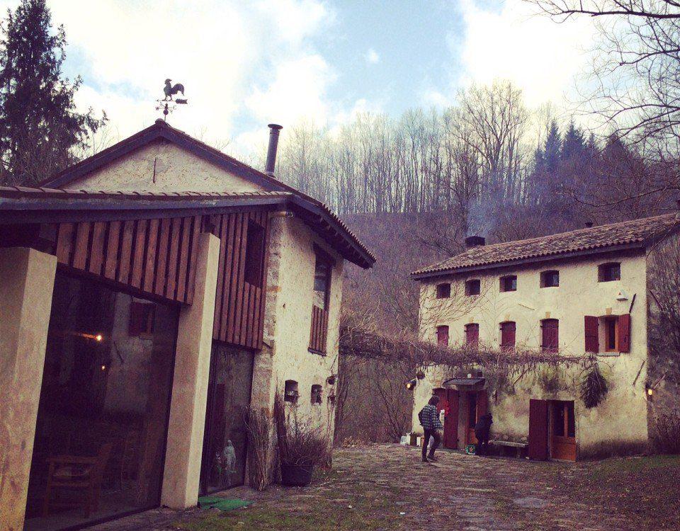 la casa di Emmanuel Follina
