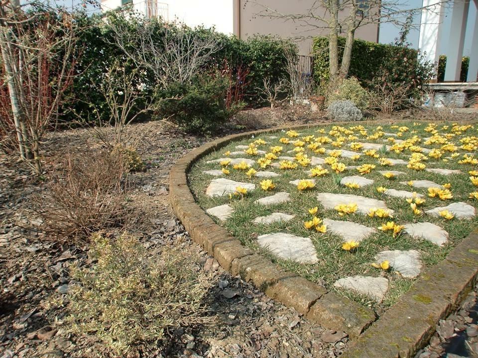 Esedra Giardino della Notte: Primavera