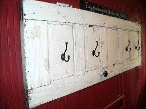 Mille modi creativi per riutilizzare vecchie porte o finestre!