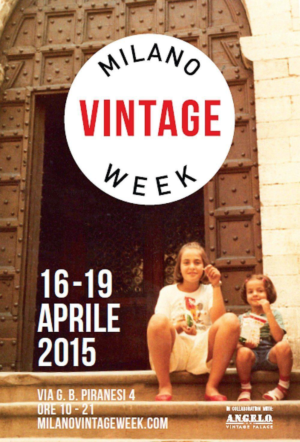 Milano Vintage Week: il passato che fa tendenza!