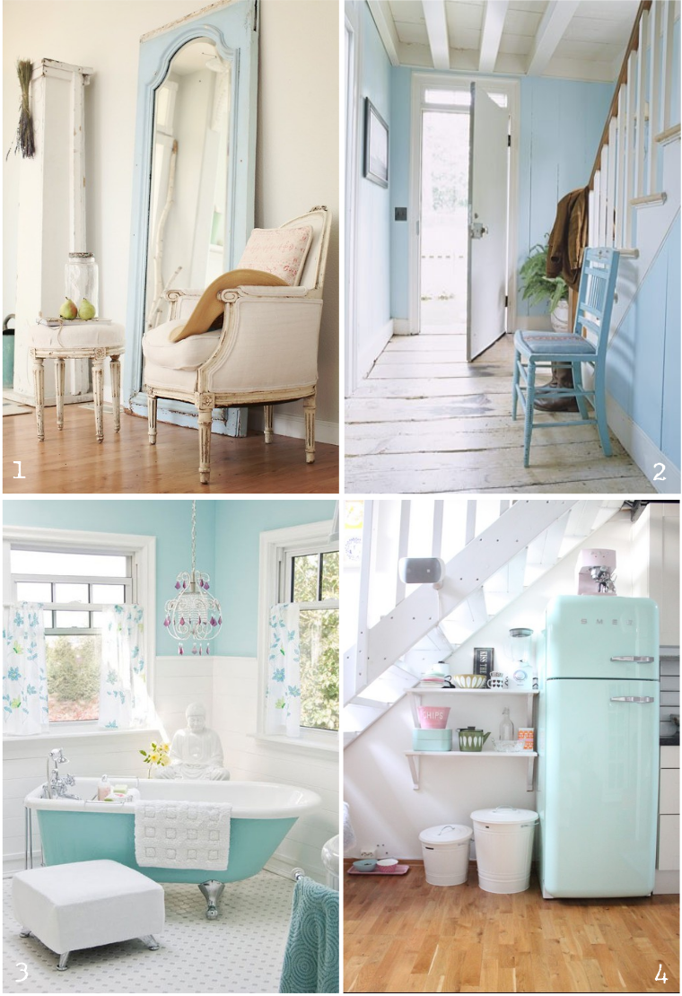 Arredare una casa al mare in stile shabby chic quello for Arredare casa stile country chic