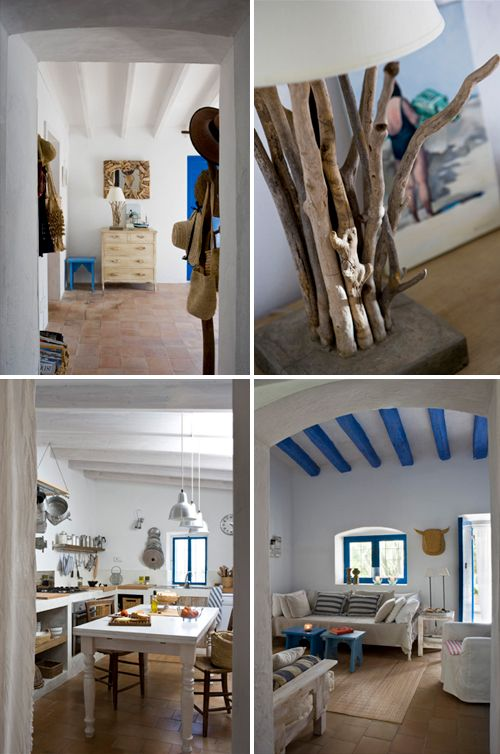 Arredare una casa al mare in stile shabby chic quello for Accessori per arredare casa
