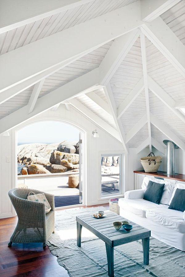 Arredare una casa al mare in stile shabby chic
