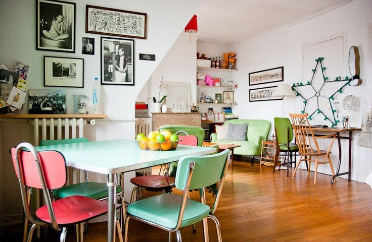 Arredare la casa stile vintage quello sbagliato - Arredare casa vintage ...