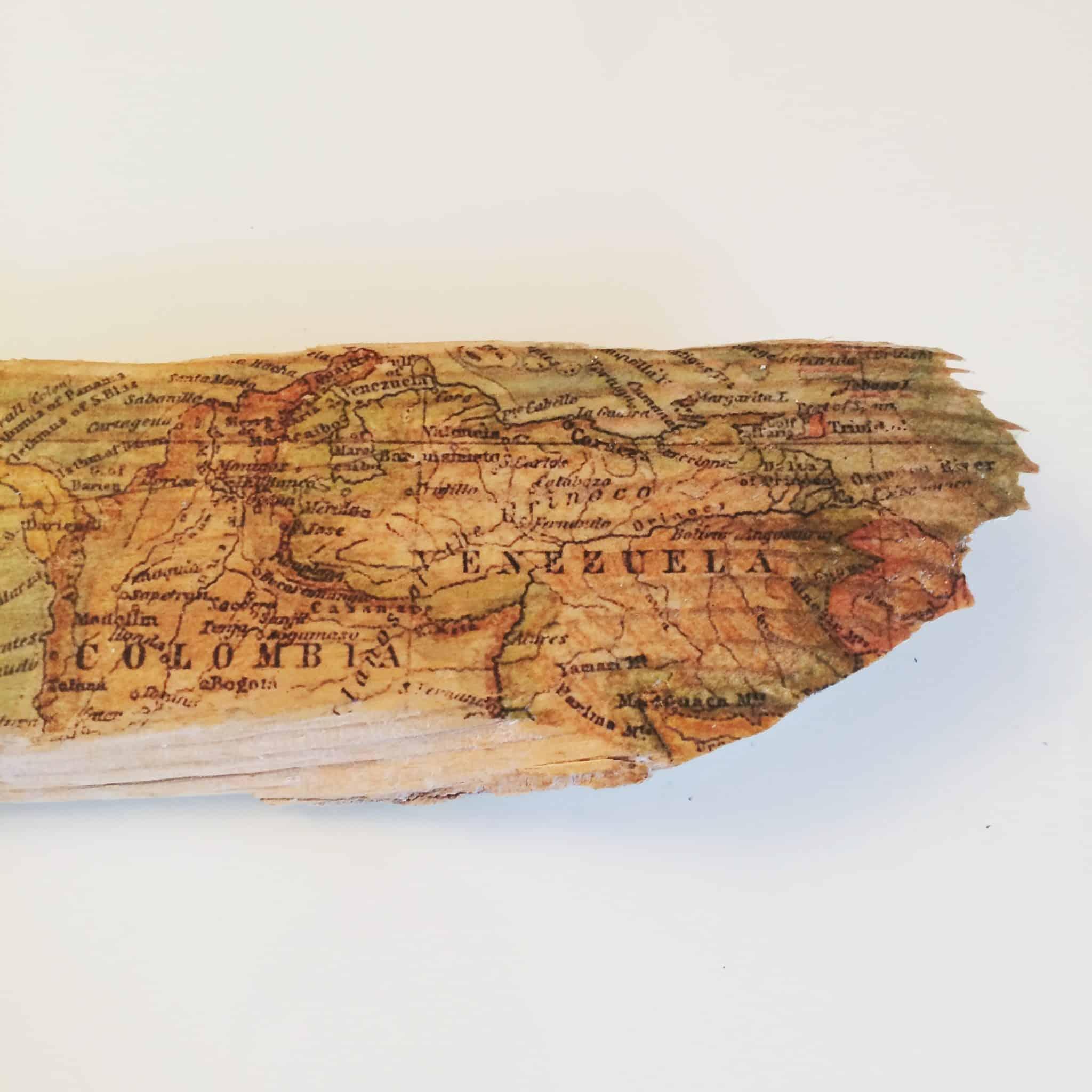 DIY riciclo di vecchie tavole in legno. Blog Vintage