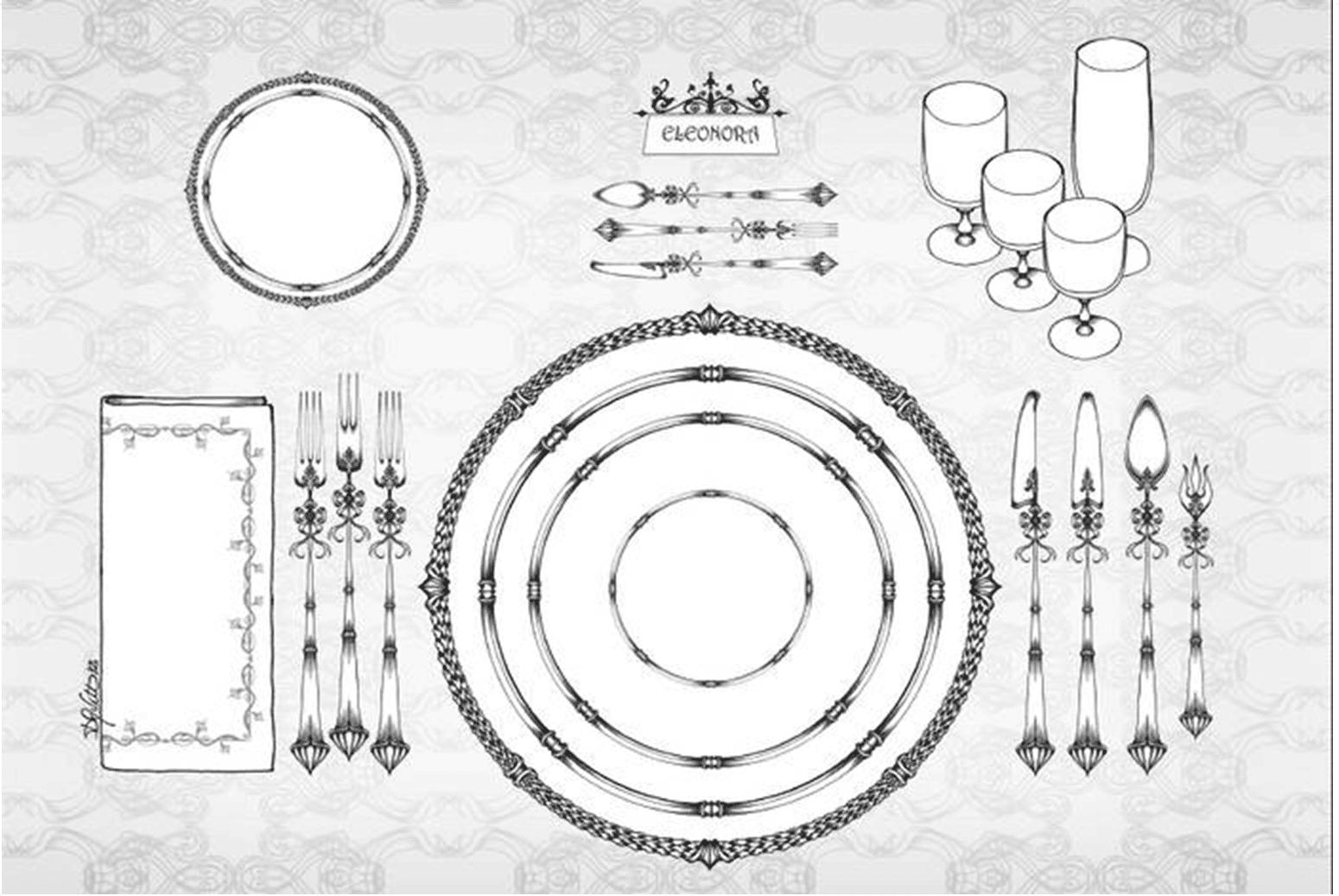 Come Apparecchiare La Tavola Galateo come apparecchiare la tavola: le regole del galateo