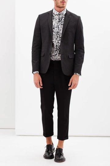 Blazer checked per il vostro outfit vintage | Quello Sbagliato Vintage Fashion Blog