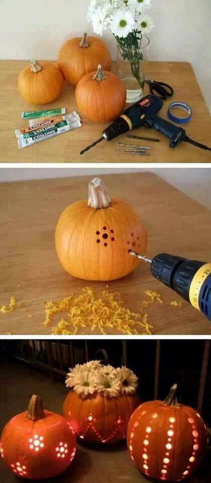 Decorazioni halloween fai da te quello sbagliato vintage fashion blog - Decorazioni fai da te per halloween ...