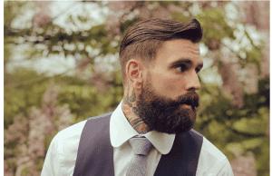 Barba Vintage: come scegliere l'olio da barba