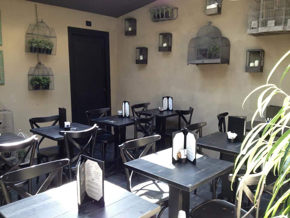 la cocotte firenze: un locale in perfetto stile vintage & shabby ... - Arredamento Ristorante Shabby Chic