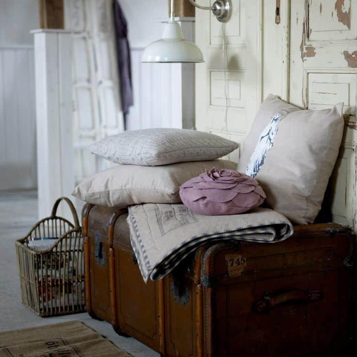 Arredare la casa con i bauli della nonna | Quello Sbagliato: Vintage ...