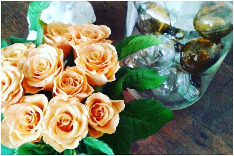 composizioni floreali decorare e arredare casa con fiori