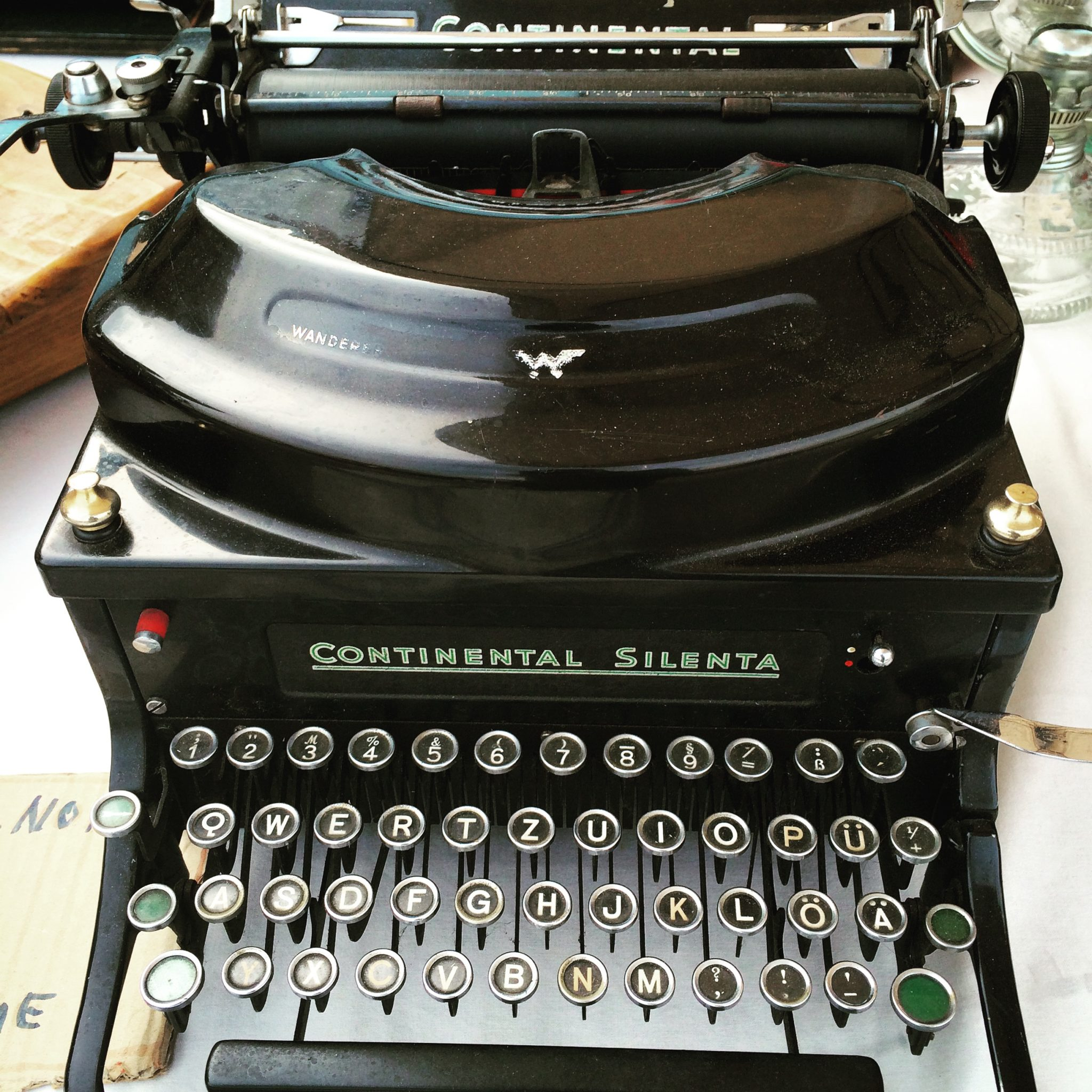 arredo vintage macchine da scrivere per arredare quello