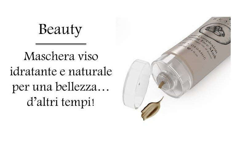 maschera naturale vintage beauty
