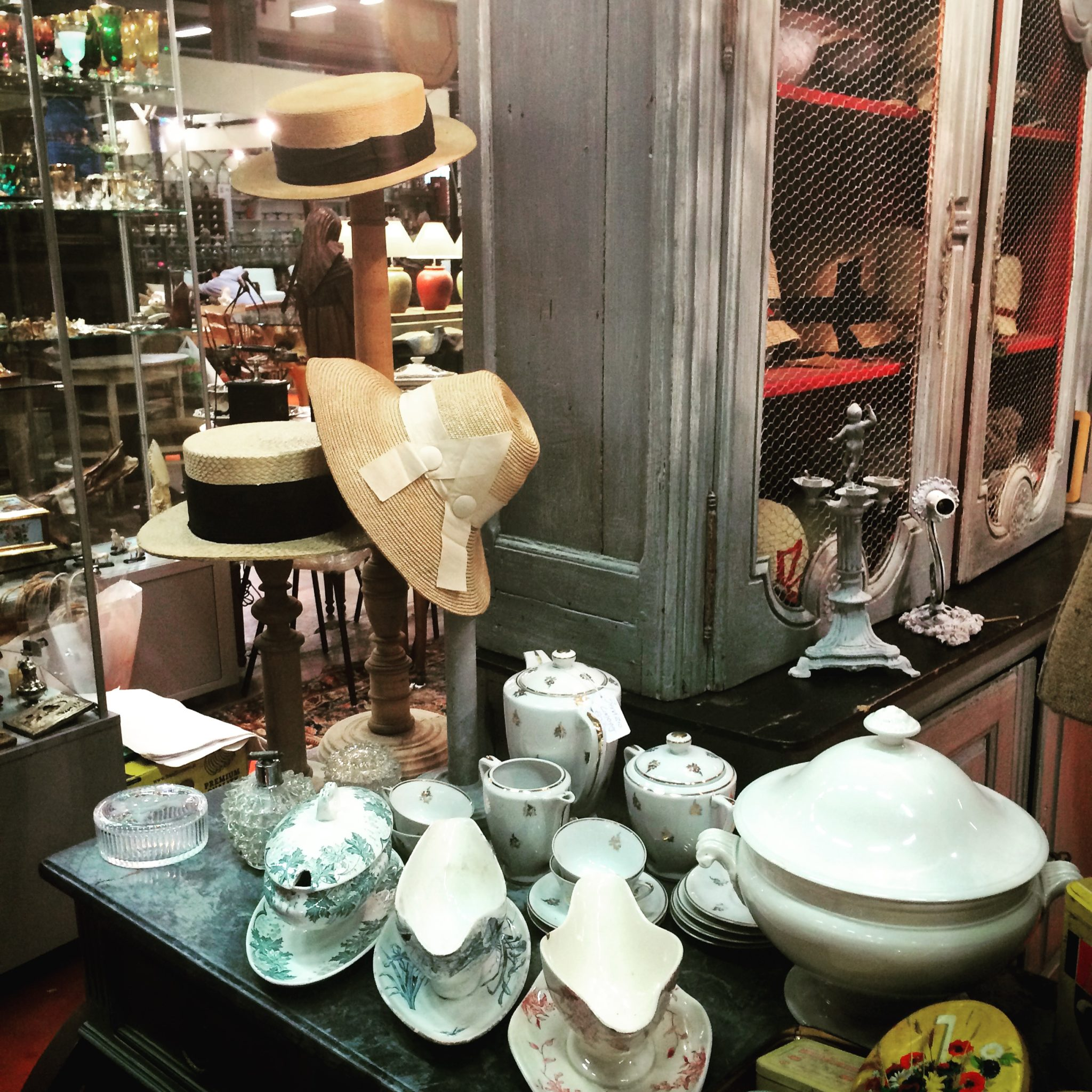 Mercanteinfiera parma vintage e antiquariato quello for Fiera dell arredamento