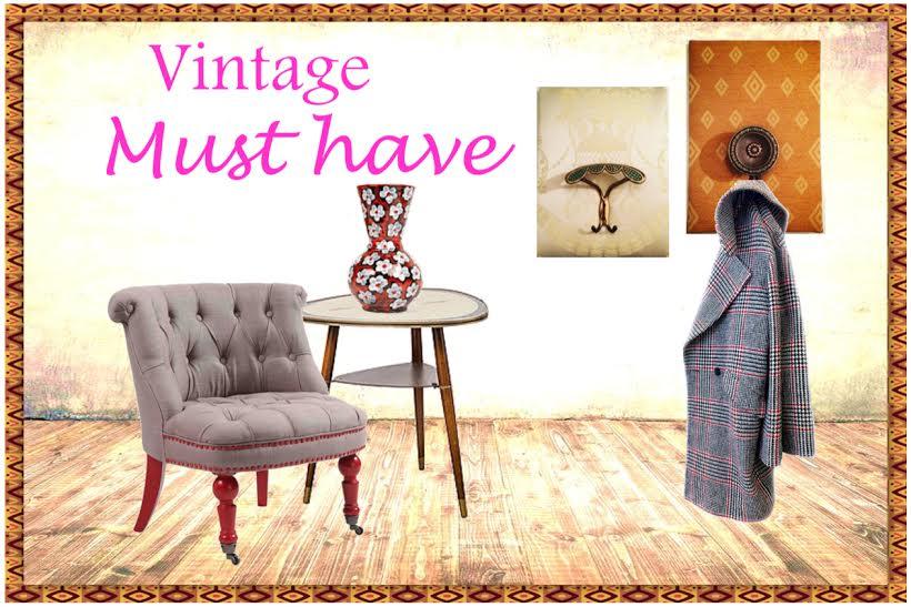 must have vintage arredamento casa