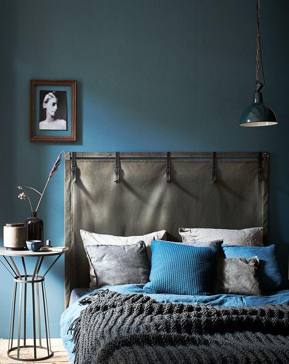 errori d'arredo: come scegliere il colore delle pareti di casa ... - Colore Rilassante Per Camera Da Letto