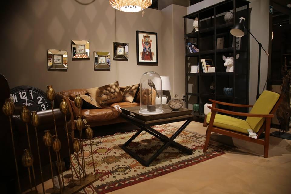 Casamata concept store arredamento vintage mobili for Store arredo