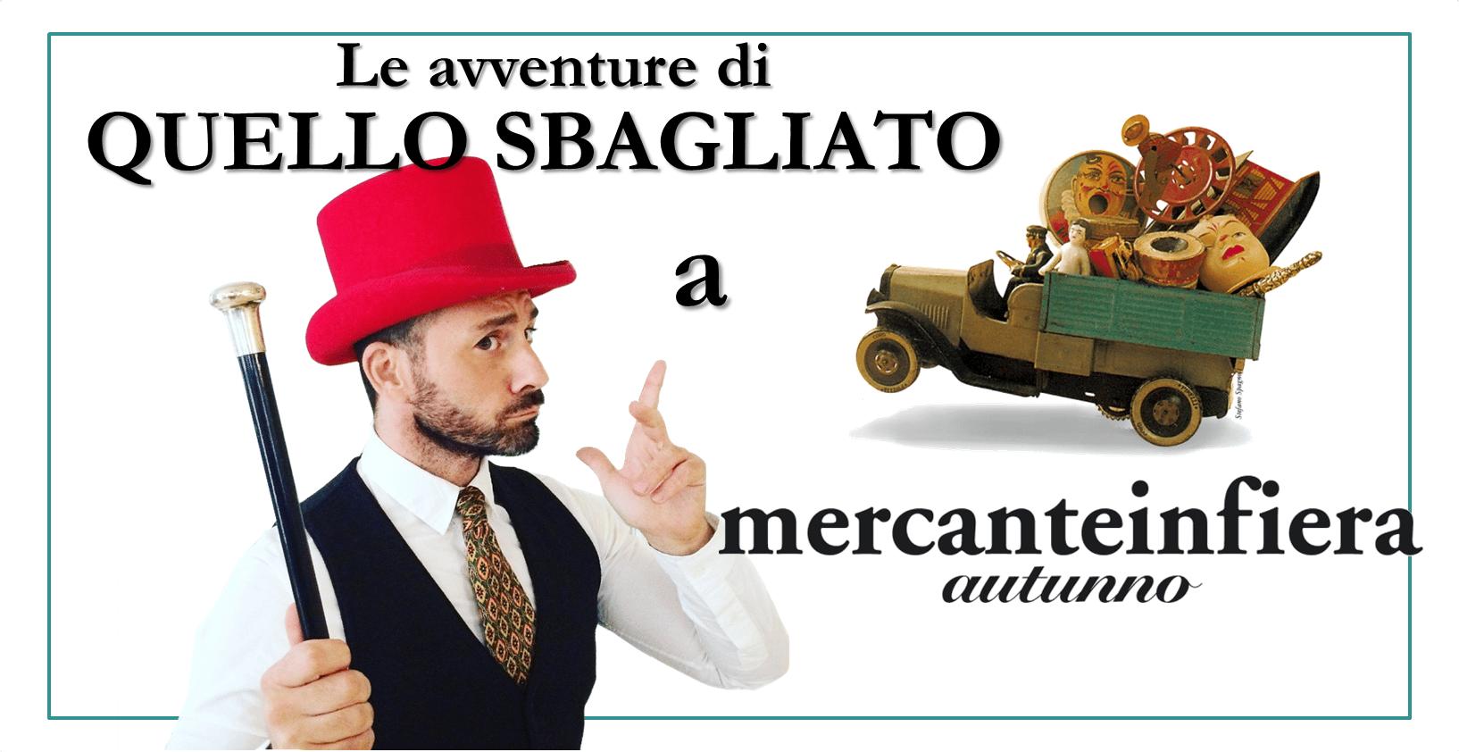 le avventure di quello sbagliato vintage blogger italia a Mercanteinfiera parma
