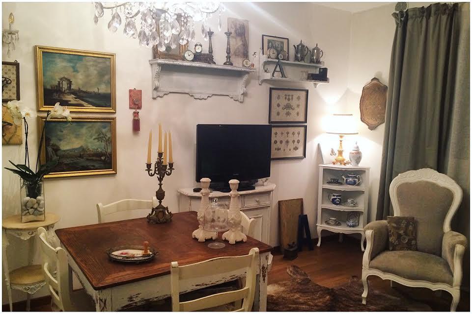 Il restyling della mia casa in stile vintage quello sbagliato vintage fashion blog - Arredare una casa ...