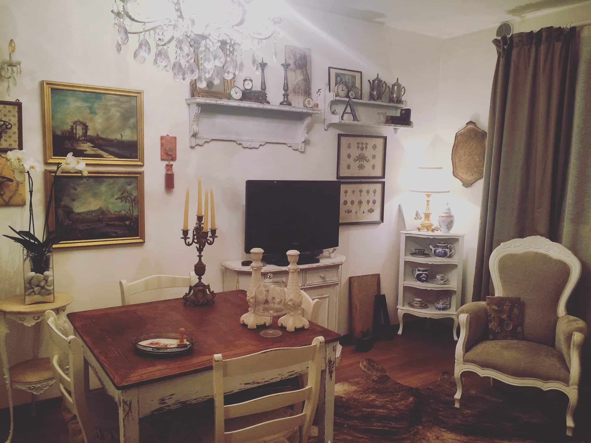 arredare una casa in stile vintage