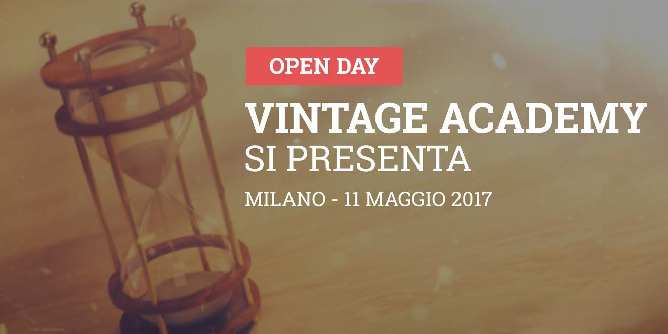 open days vintage academy
