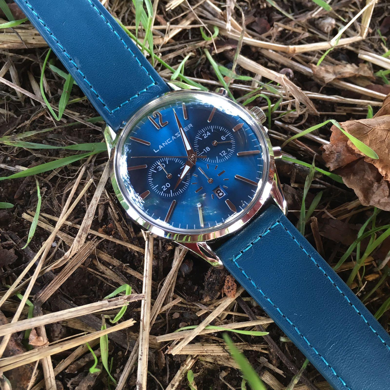 orologi da uomo lancaster