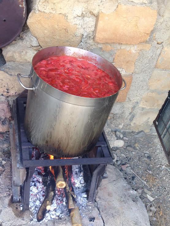 la salsa fatta in casa