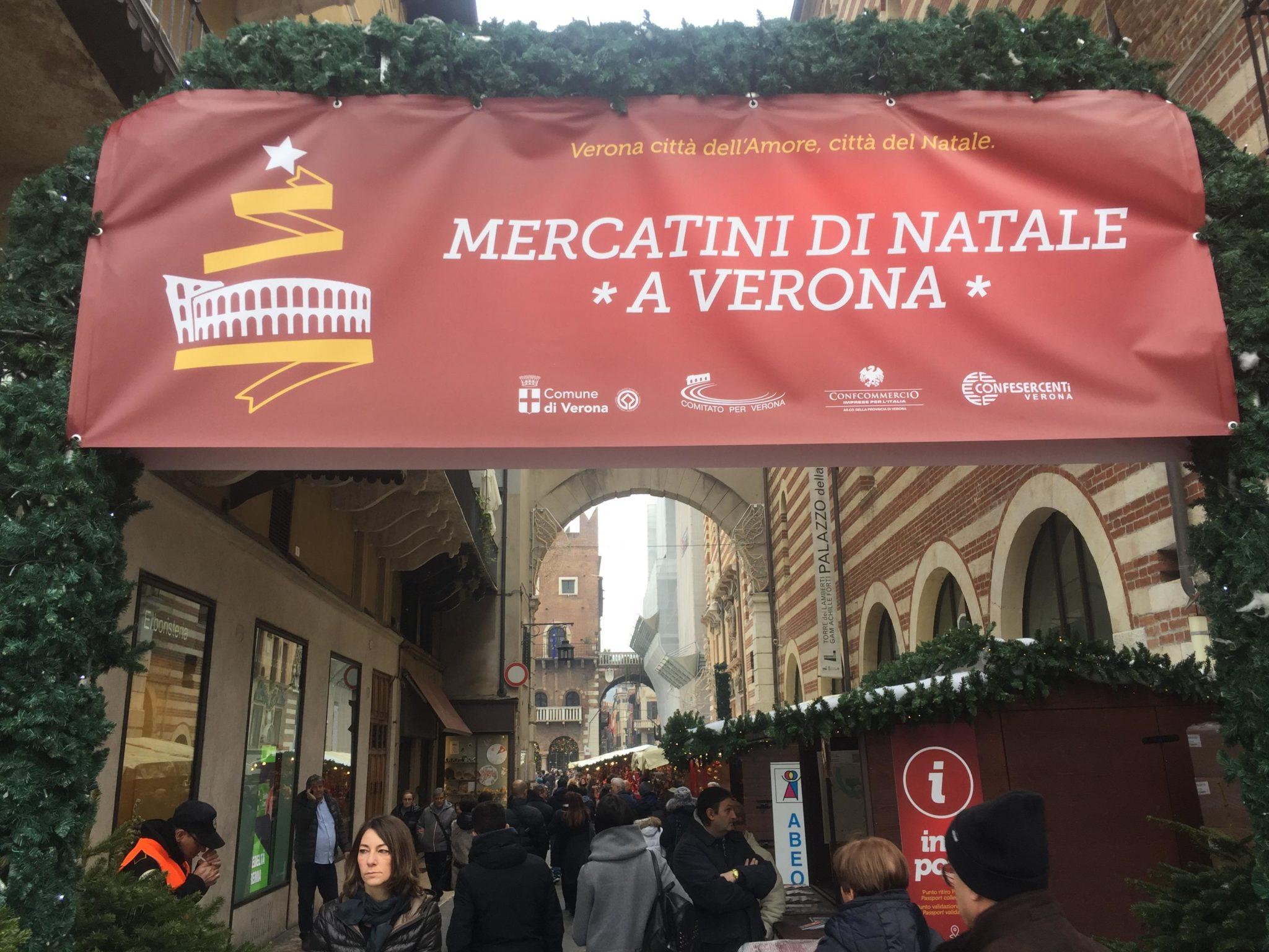 mercatini di NAtale Verona