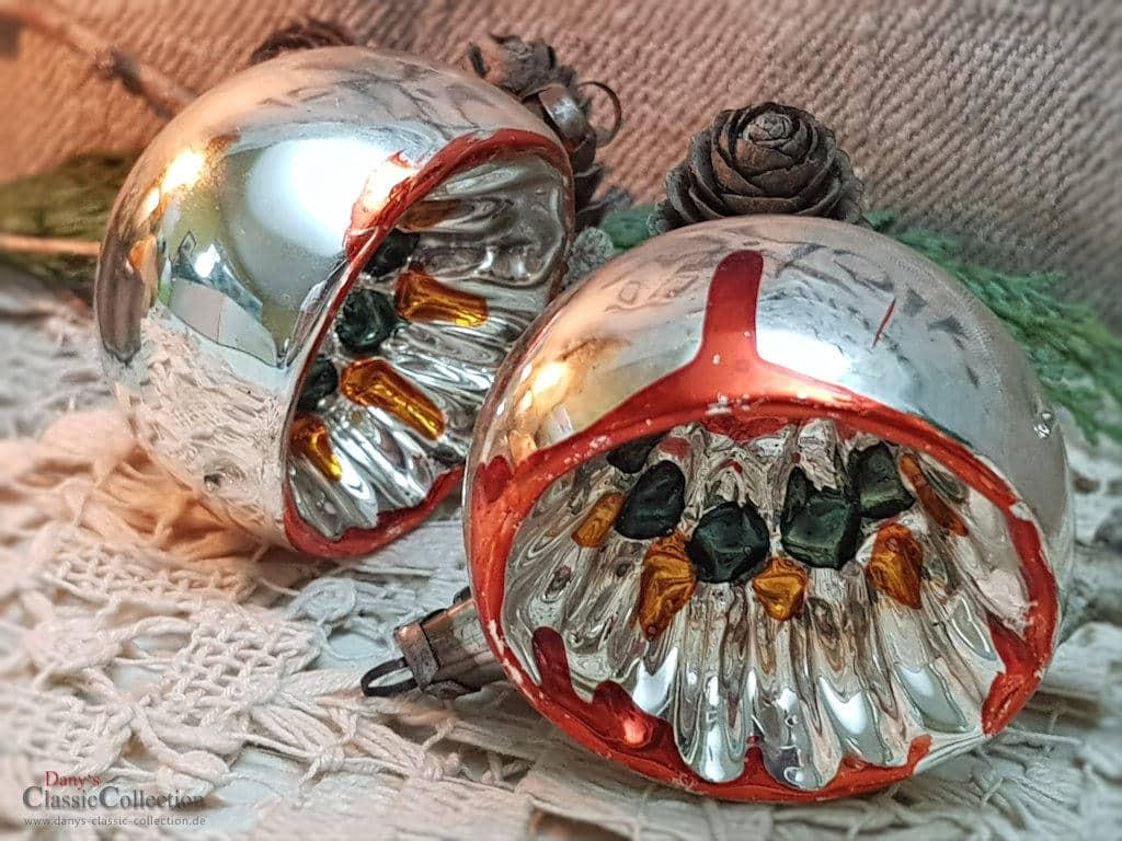 Addobbi Natalizi Vintage.Vintage Christmas Decorazioni Albero Di Natale Quello Sbagliato