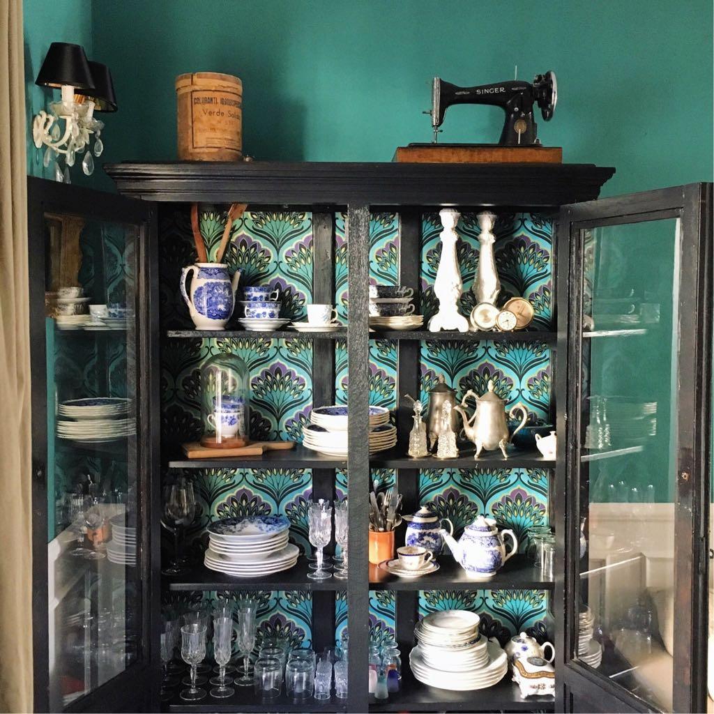 restyling casa vintage