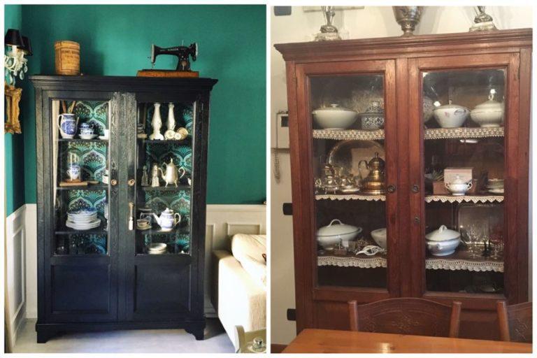 Credenza Da Esterno Fai Da Te : Tutorial fai da te per il restauro di mobili vintage e shabby chic