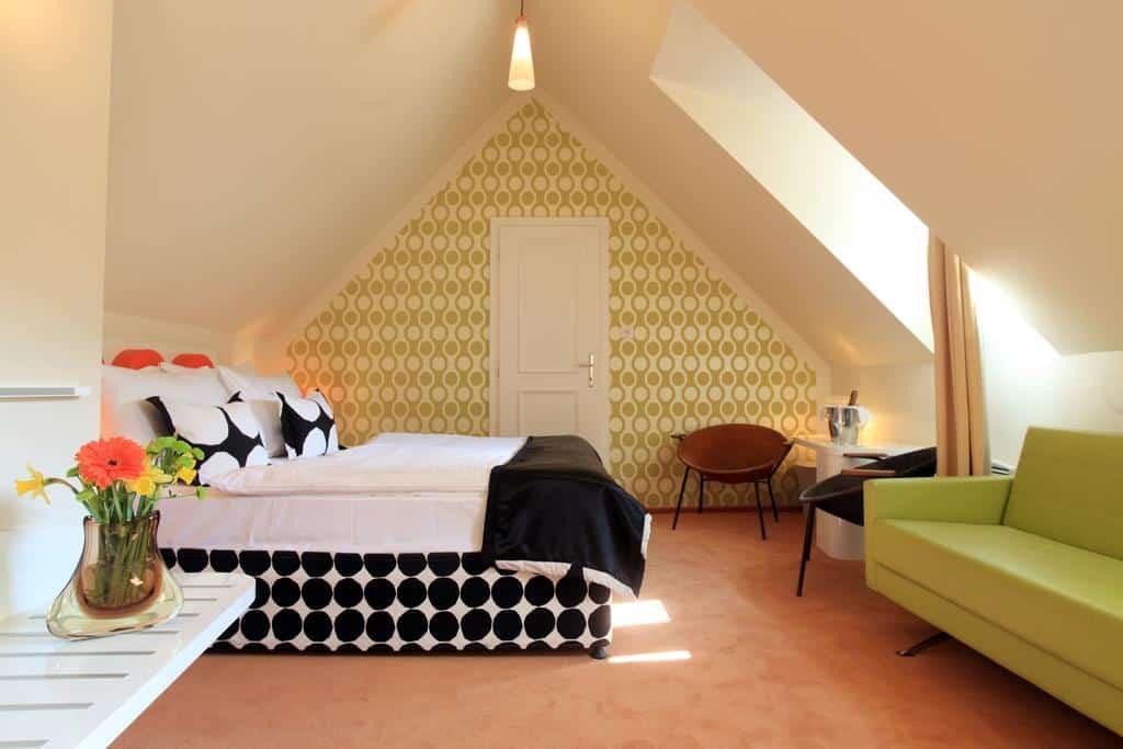 camere vintage hotel