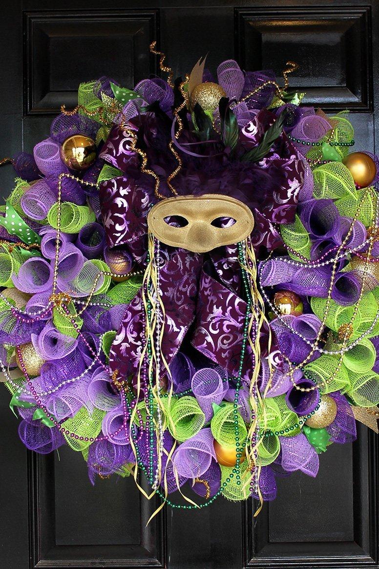 Decorazioni Carnevale Per La Casa.Idee D Quello Sbagliato Vintage Fashion Blog