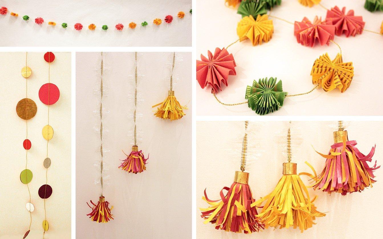 idee per decorare la casa a carnevale