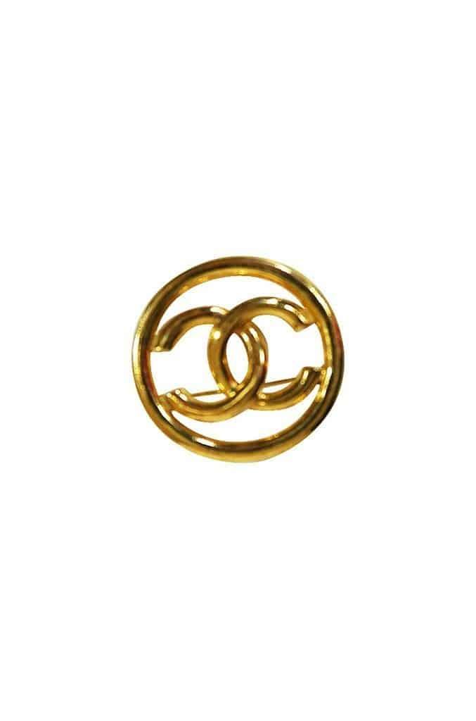 spilla vintage Chanel