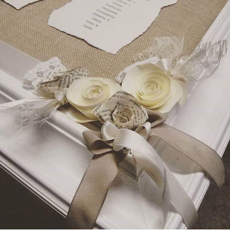 decorazioni matrimonio fai da te