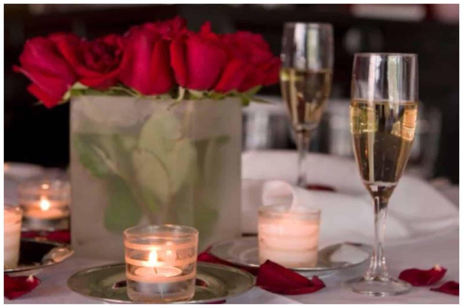 tavola di San Valentino