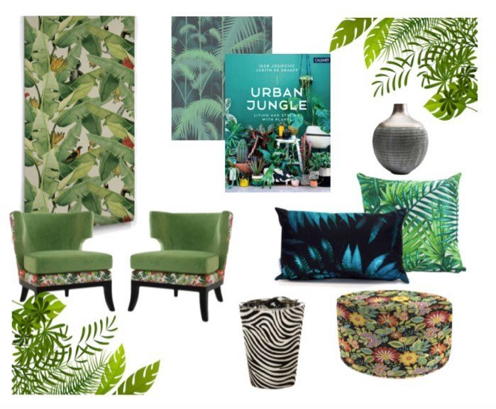 casa stile jungle