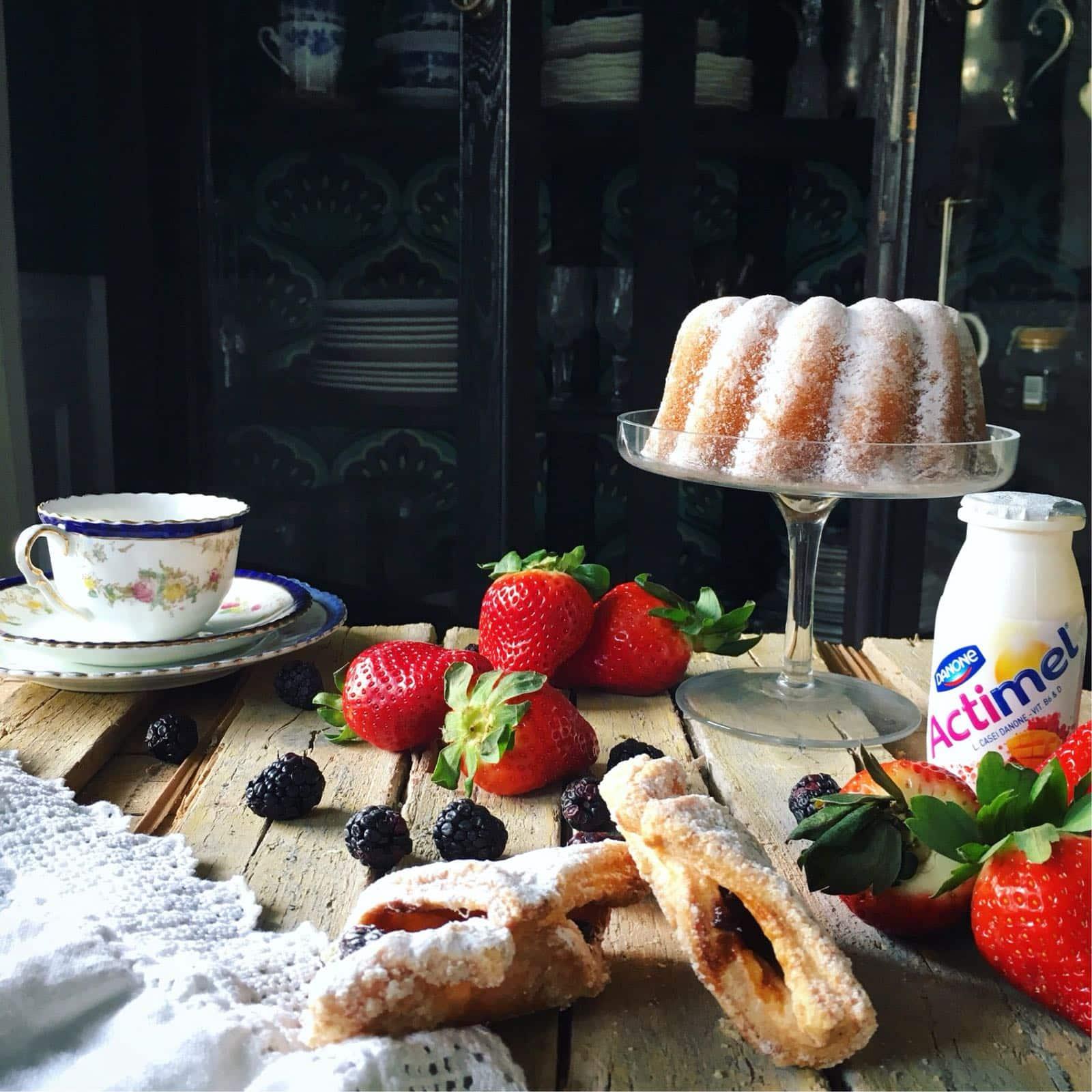 actimel colazione nuovi gusti