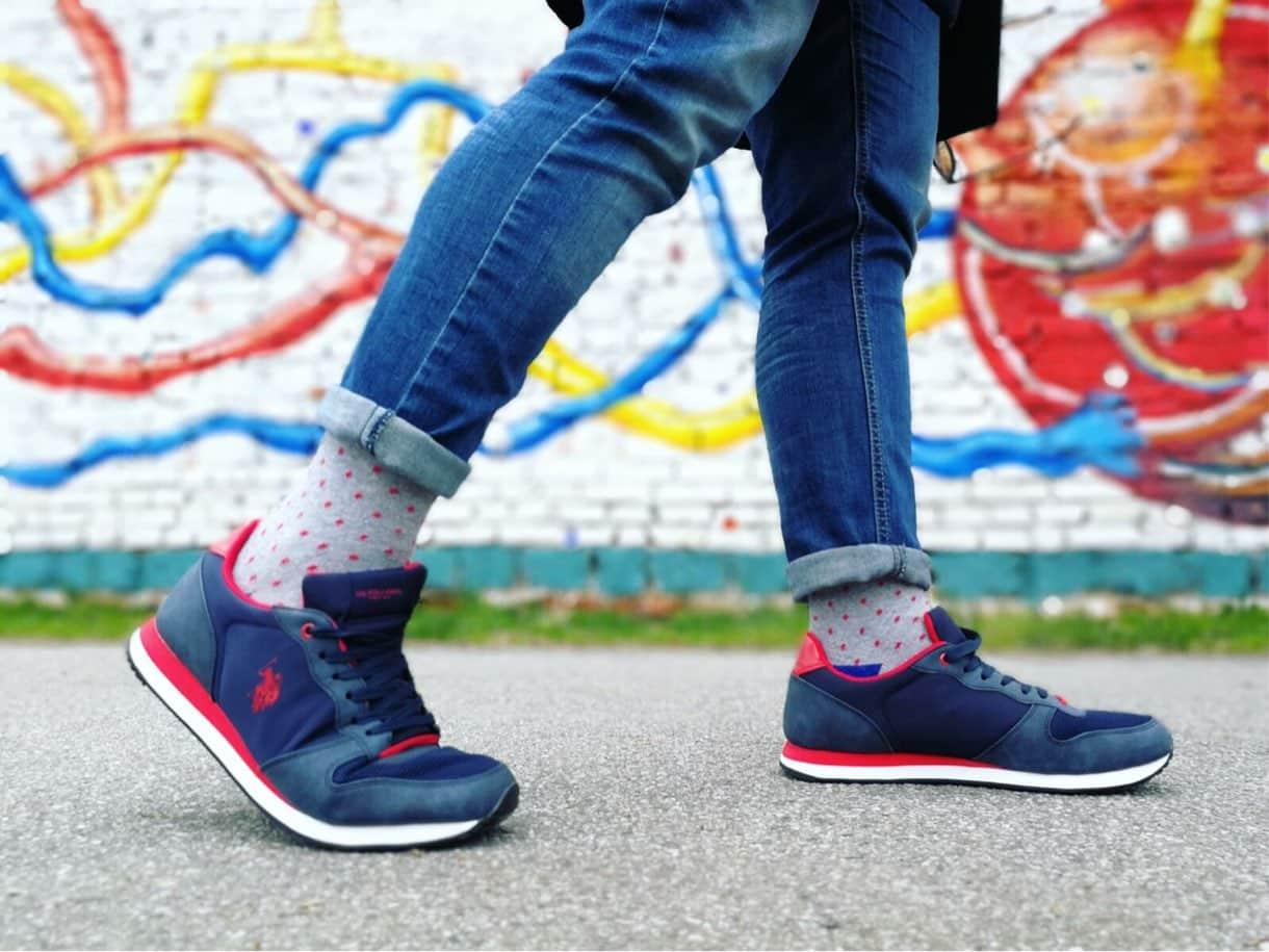 scarpe tempo libero uomo
