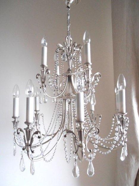 scegliere lampadario vintage