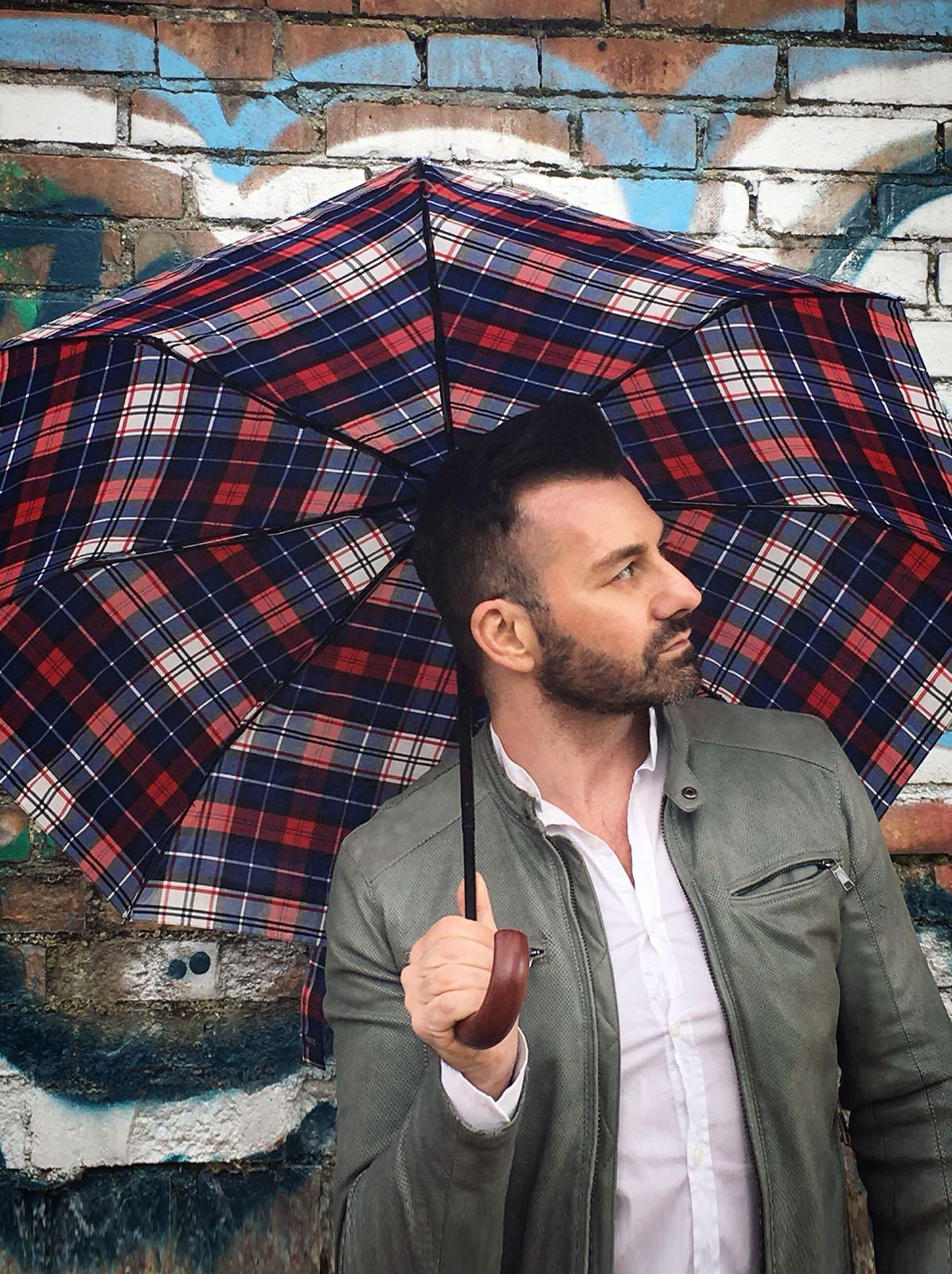 tendenze ombrelli da uomo
