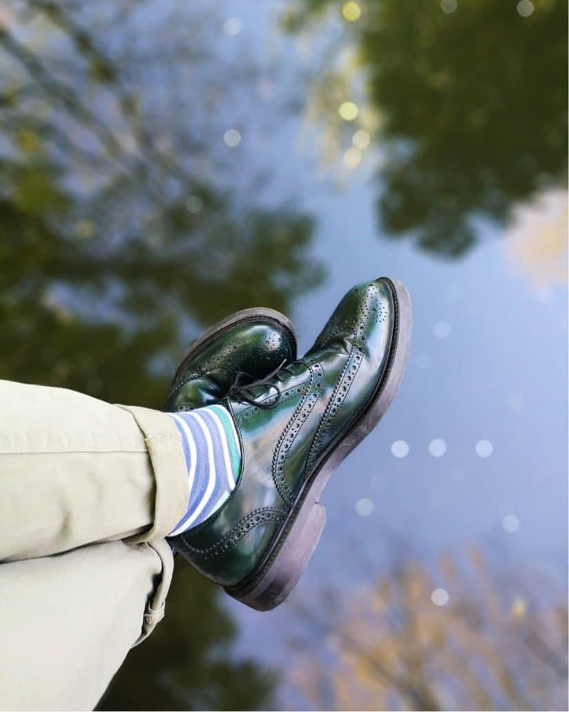 calzini da uomo fashion