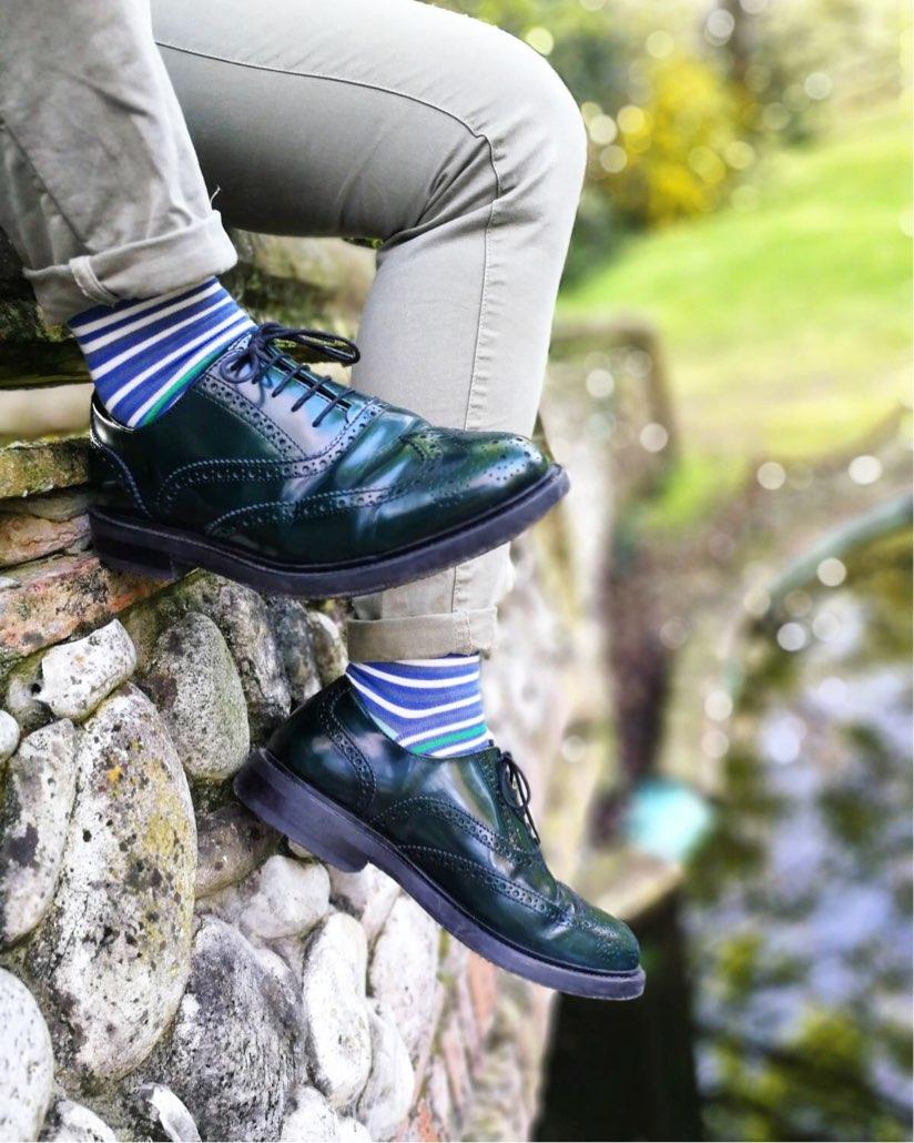 calzini da uomo vintage