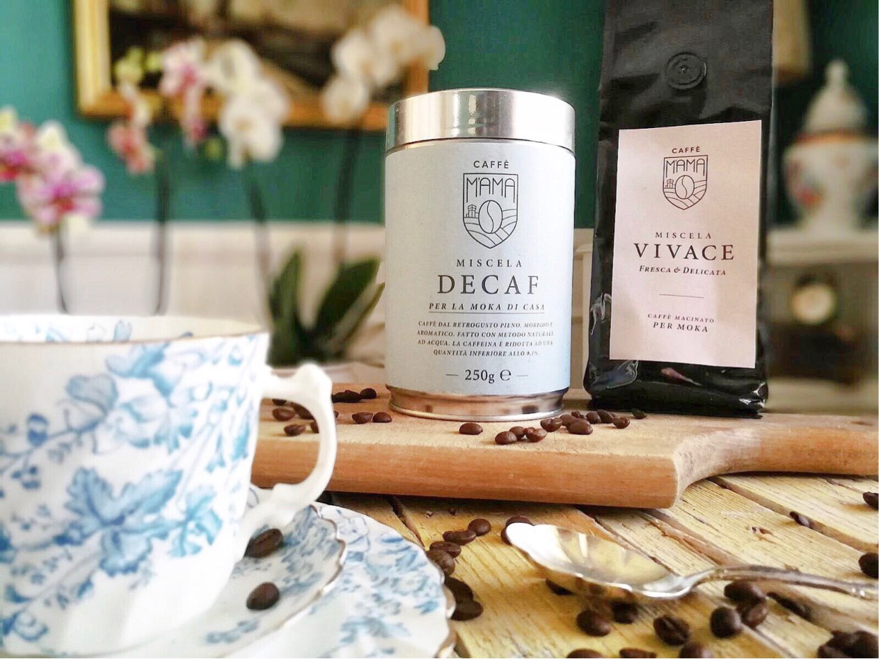 tazzina vintage caffè