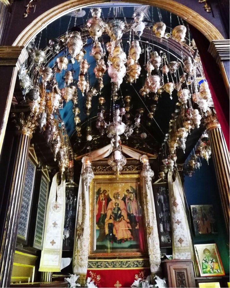 cosa vedere in Grecia Monastero di Faneromeni