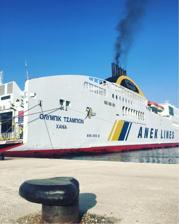 navi Anek Lines Italia